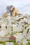 Muslim Cemetery. Fes, Morocco Royalty Free Stock Image