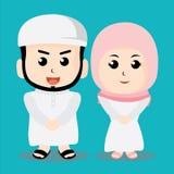 Muslim Character vector illustration