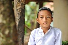Muslim Child Stock Photo