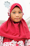 Muslim Child Royalty Free Stock Photography
