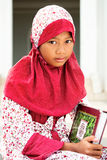Muslim Child Stock Photos