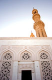 Muslim church. In Hughada, Egypt Stock Images
