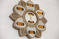 Muslim clock Stock Photos