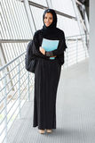 Muslim college student Stock Photography