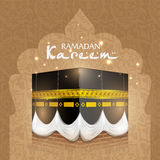 Muslim community Holy Month of Ramadan Kareem. Stock Photos