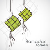 Muslim community Holy Month of Ramadan Kareem. Stock Photography