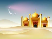 Muslim community Holy Month of Ramadan Kareem. Royalty Free Stock Photo