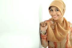 Muslim dress Stock Photography