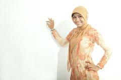 Muslim dress Royalty Free Stock Photography