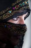 Muslim face Stock Photo