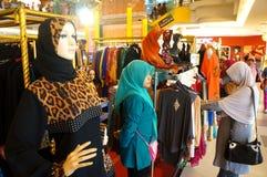 Muslim fair Royalty Free Stock Images