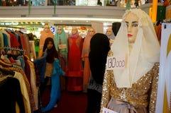 Muslim fair Stock Photo