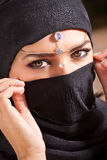 Muslim fashion Stock Photos