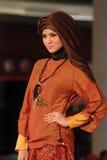 Muslim Fashion Festival 2014 Stock Photo