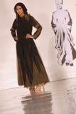 Muslim Fashion Festival 2014 Royalty Free Stock Image