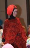 Muslim fashion Royalty Free Stock Photos