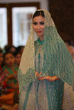Muslim fashion Stock Image
