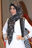 Muslim fashion Stock Photos