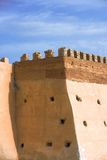 Muslim fortress Stock Images