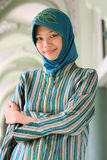 Muslim Girl Royalty Free Stock Photography