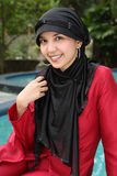 Muslim  Girl Royalty Free Stock Image
