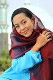 Muslim Girl, Ramadan Stock Images