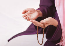 Muslim girl Royalty Free Stock Image