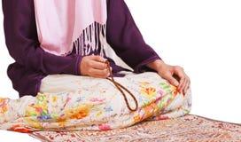 Muslim girl Stock Photos