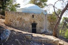 Muslim grave Royalty Free Stock Image