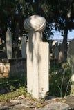muslim gravestone Стоковое Фото