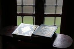 Muslim holy book of Koran Royalty Free Stock Image