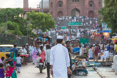 Muslim India Stock Photography