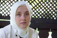 Muslim islam woman Royalty Free Stock Photos