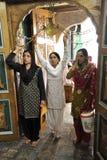 Muslim ladies Royalty Free Stock Photo