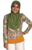 Muslim Lady Stock Image