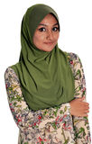 Muslim Lady Stock Images