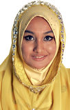 Muslim Lady Royalty Free Stock Photo