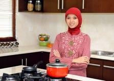 Muslim  Lifestyle Royalty Free Stock Image