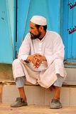 Muslim man Royalty Free Stock Photo