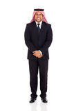 Muslim man suit Stock Images