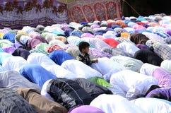MUSLIM MASS Stock Photo