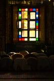Muslim Men Praying Shah E Hamdan Mosque Kashmir V Royalty Free Stock Image
