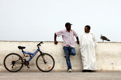 Free Muslim Men Talking Stock Photos - 24439803