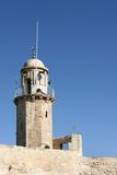 Muslim Minaret, Jerusalem, Israel Royalty Free Stock Photo