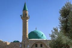 Muslim mosque мусульманская мечеть. Islam fanatics faith war defeat roof stone bricks Karan agony of prayer power of the holy spirit Royalty Free Stock Photo