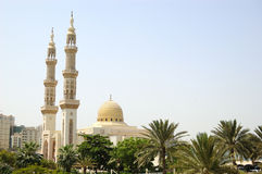 Muslim mosque Stock Photography