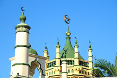 Muslim Mosque Stock Image