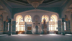 Muslim Mosque in Egypt stock video