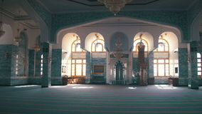 Muslim Mosque in Egypt stock footage
