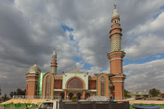 Muslim mosque in Ethiopia Stock Photo